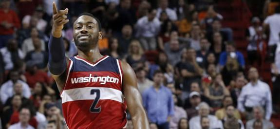 John Wall Wizards NBA
