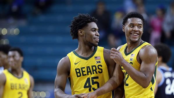 Baylor Bears Butler & Mitchell