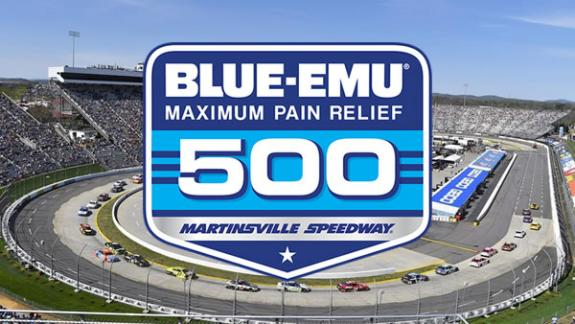 Blue Emu Pain Relief 500 Race at Martinsville