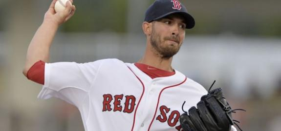 Rick Porcello Red Sox Starting Pitcher