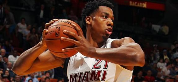 Hassan Whiteside Miami