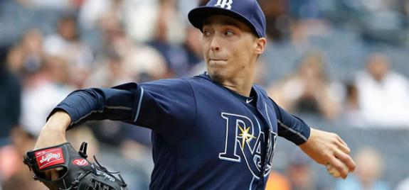 Rays Blake Snell Starting Pitcher Game 2