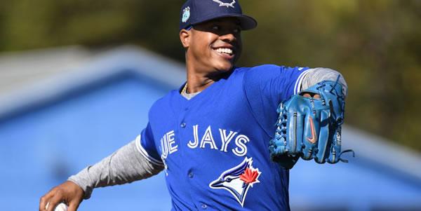 Marcus Stroman Toronto MLB